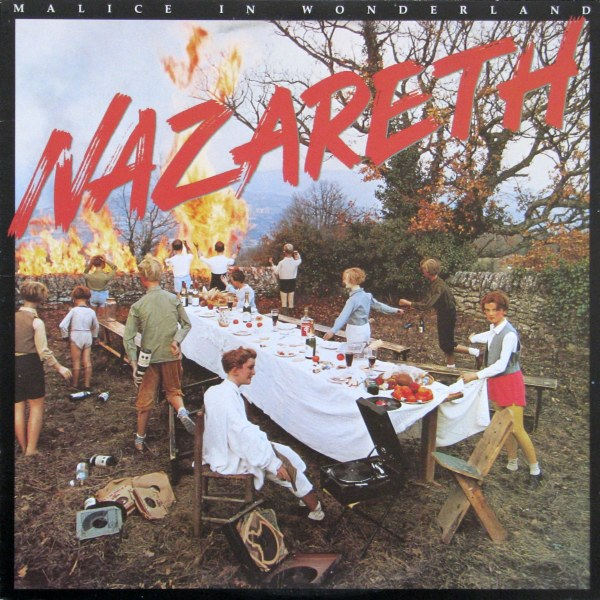 Nazareth - Malice In Wonderland - 1980