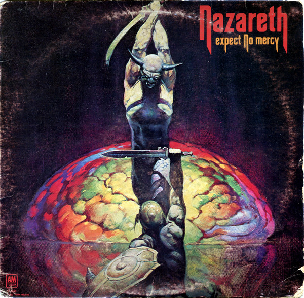 Nazareth - Expect No Mercy - 1977
