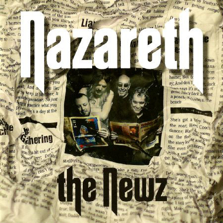Nazareth - The Newz - 2008