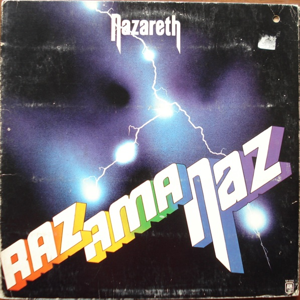 Nazareth - Razamanaz - 1973