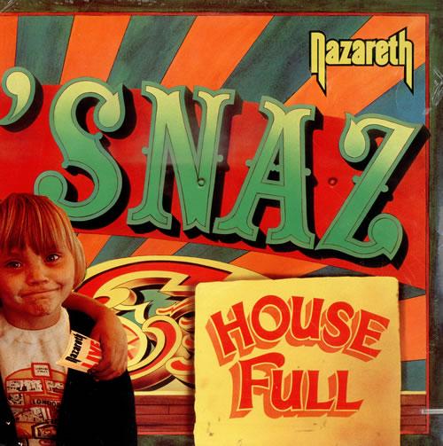 Nazareth - 'Snaz - 1981