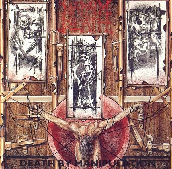 Napalm Death - Death By Manipulation 1991