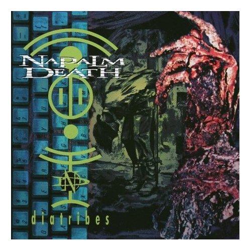 Napalm Death - Diatribes 1996
