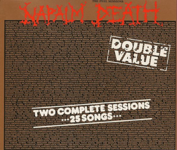Napalm Death - The Peel Sessions 1987/1989