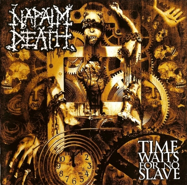 Napalm Death - Time Waits For No Slave 2009