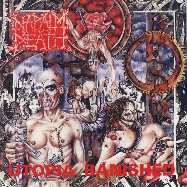 Napalm Death - Utopia Banished 1992