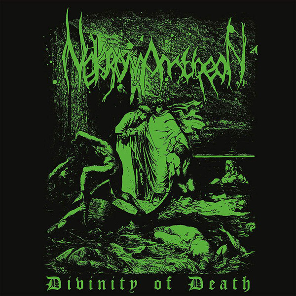 Nekromantheon - Divinity Of Death - 2010