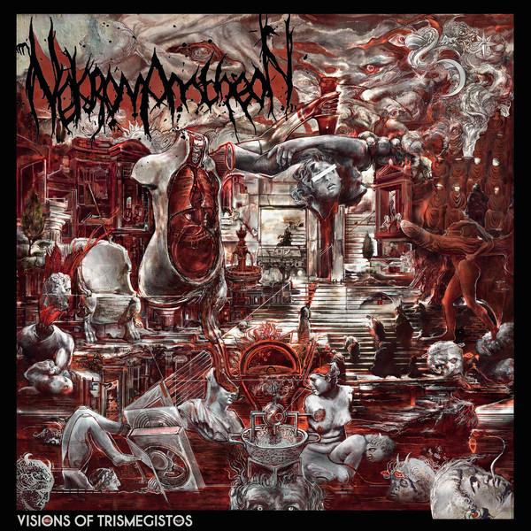 Nekromantheon - Visions Of Trismegistos - 2021