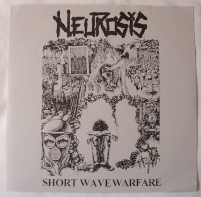 Neurosis - Short Wave Warfare - 0