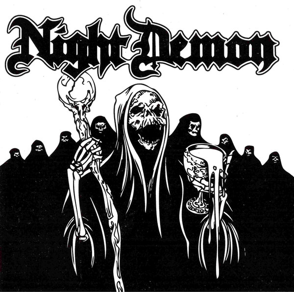Night Demon - Night Demon - 2013