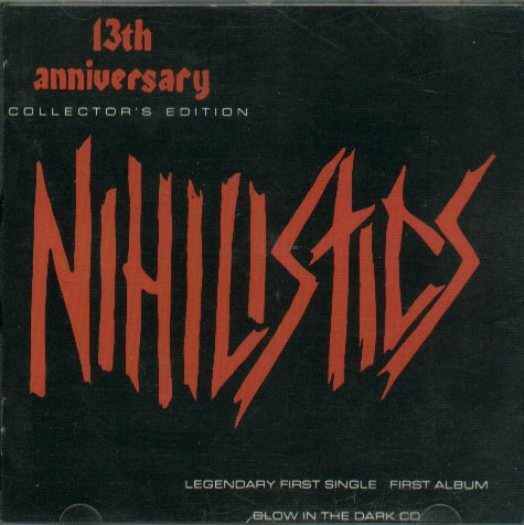Nihilistics - Nihilistics E.P 1982
