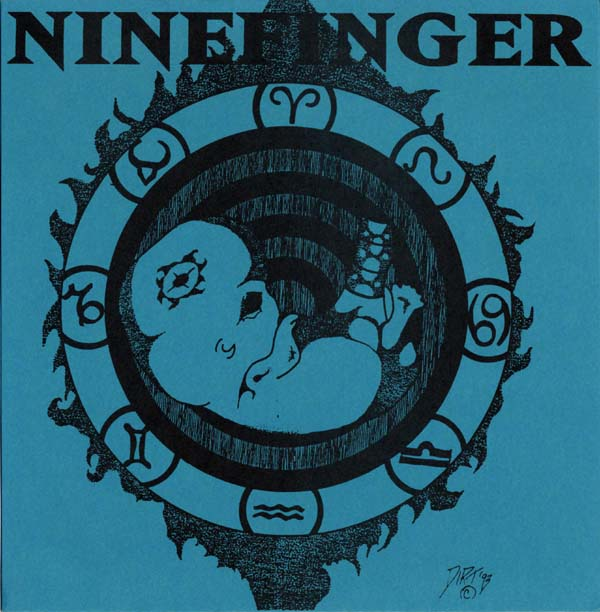 Ninefinger - Shadow 7'' 1994