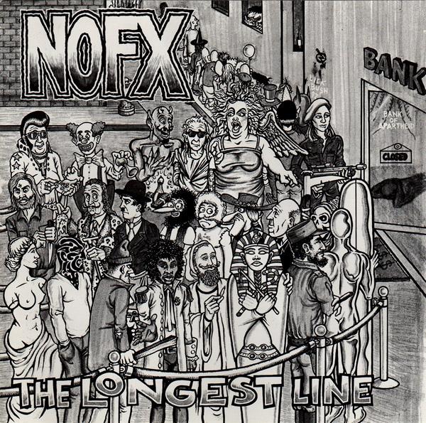NOFX - The Longest Line - 1992