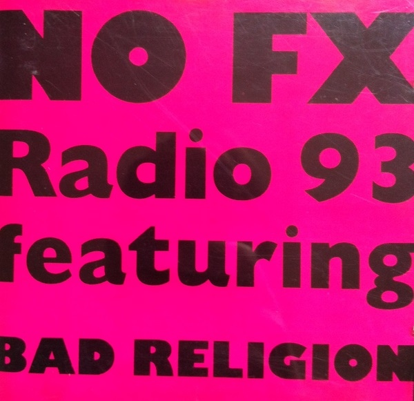 NOFX, Bad Religion - Radio 93 - 1993