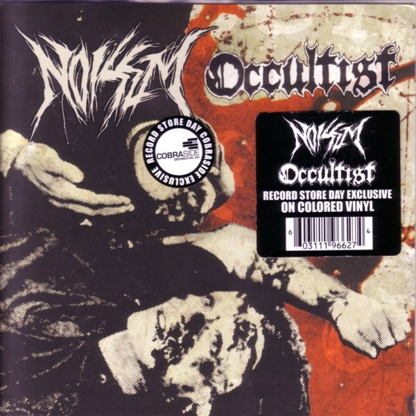 Occultist, Noisem - Slaughter Of The Innocent And The Damned - 2014