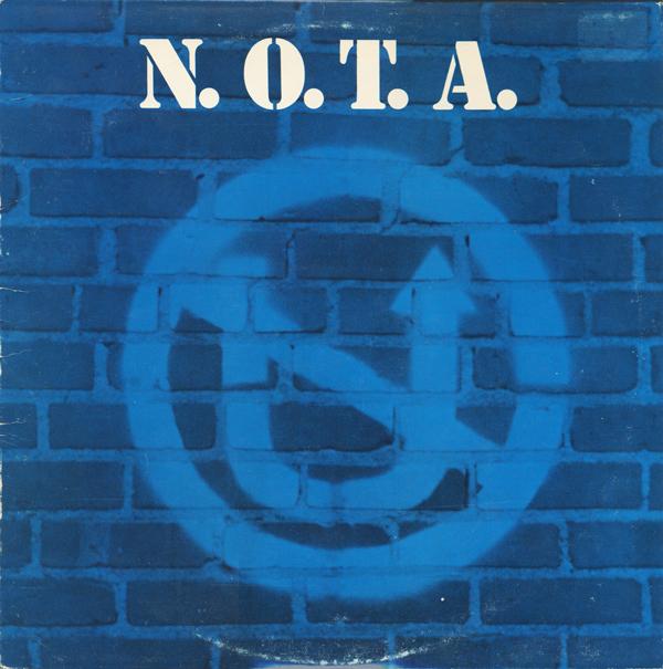 N.O.T.A. - N.O.T.A. - 1985