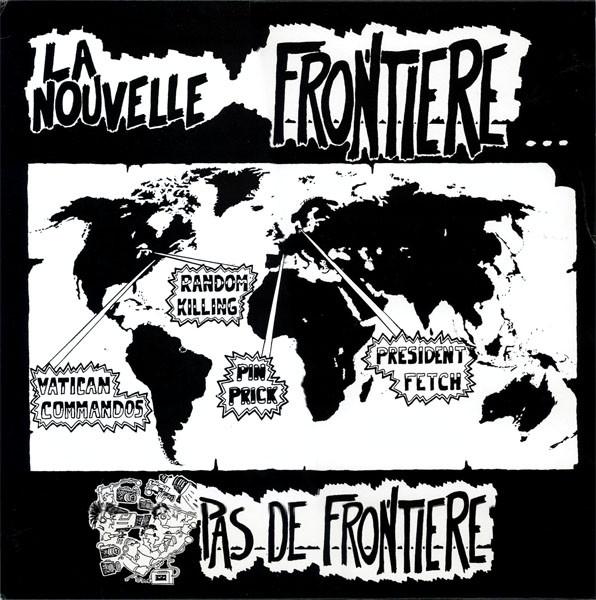 Various - La Nouvelle Frontière... Pas De Frontière - 1987
