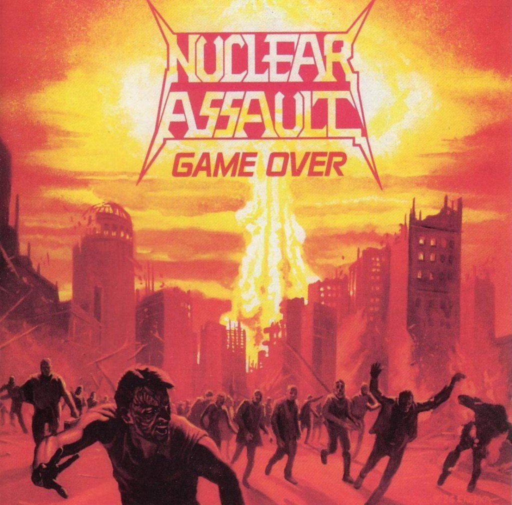 Nuclear Assault - Game Over + The Plague 1986/1987