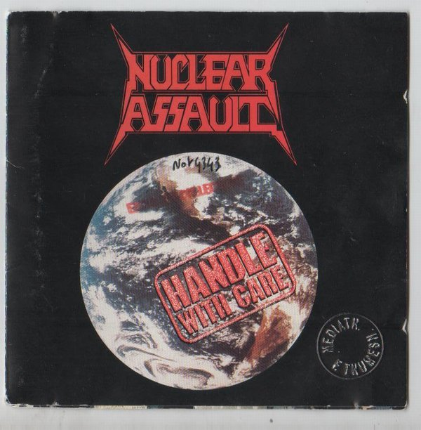 Nuclear Assault - Handle With Care 1989