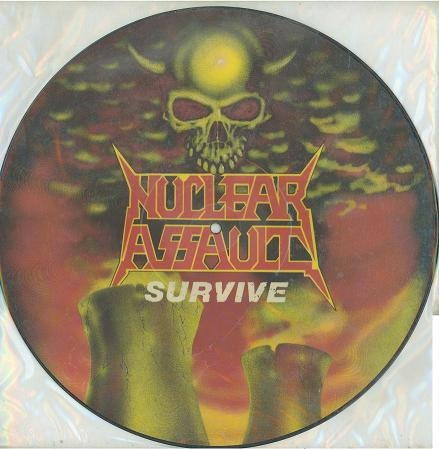 Nuclear Assault - Survive - 1988