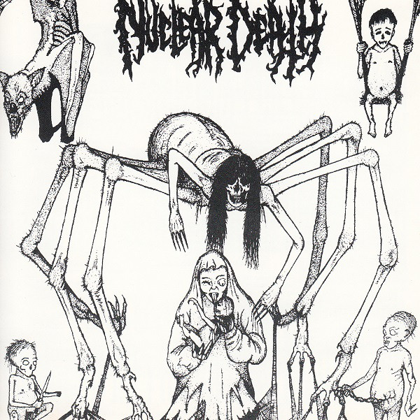 Nuclear Death - Bride Of Insect / Carrion For Worm - 2000