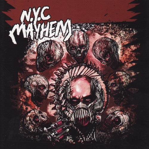 NYC Mayhem - The Metal Days / The Crossover Days - 2011