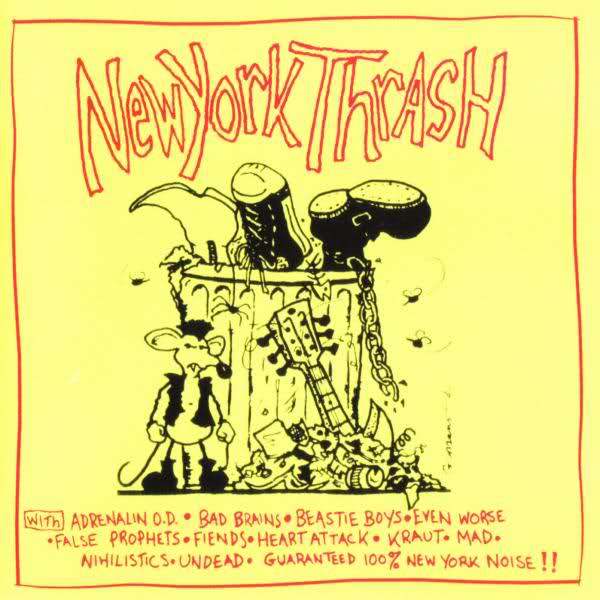 Various Artists - New York Thrash 1982