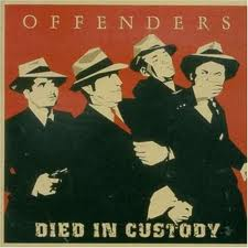 Offenders - Died In Custody 1983/2000