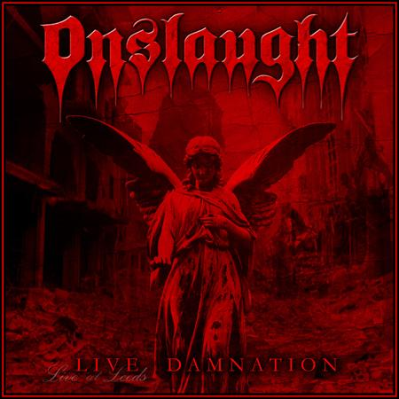 Onslaught - Live Damnation 2009