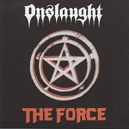 Onslaught - The Force CD 1986