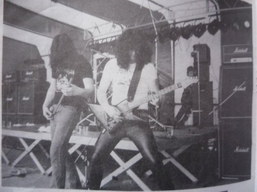 Onslaught - Live In Eindhoven 1987