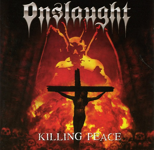 Onslaught - Killing Peace 2007