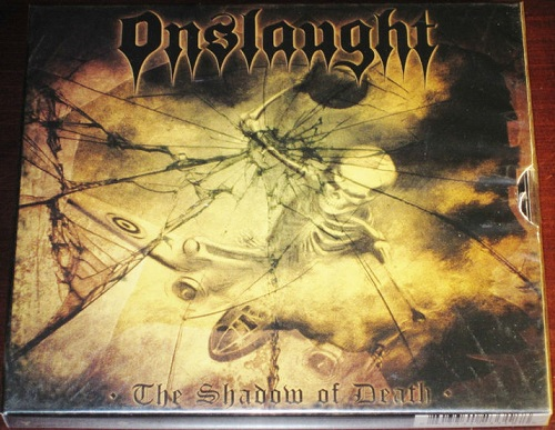 Onslaught - The Shadow Of Death 1983/1984