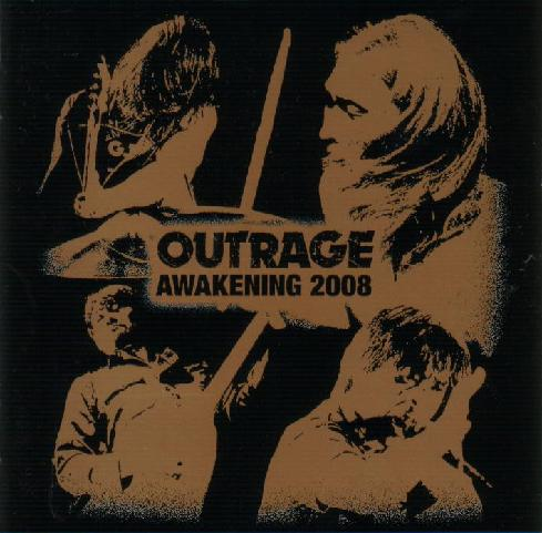 Outrage - Awakening CD1 - The Final Day (Live) - 2008