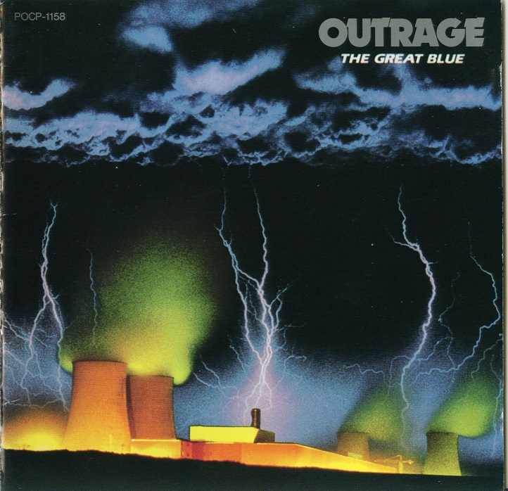 Outrage - The Great Blue - 1990