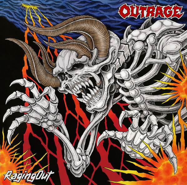 Outrage - Raging Out - 2017