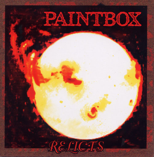Paintbox - Relicts (Single Collection) 2009