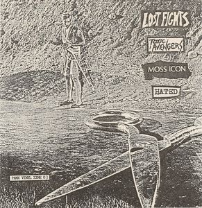 Various - Panx Vinyl Zine 03 - 1989