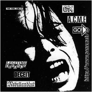 Various - Panx Vinyl Zine 05 - 1990