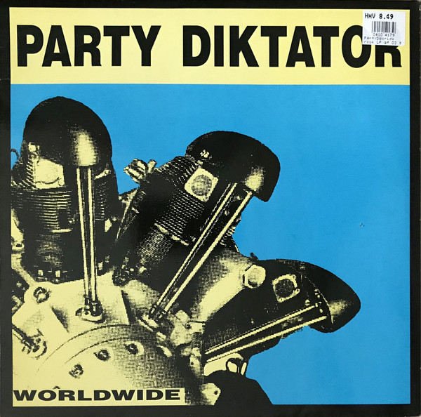 Party Diktator - Worldwide - 1992
