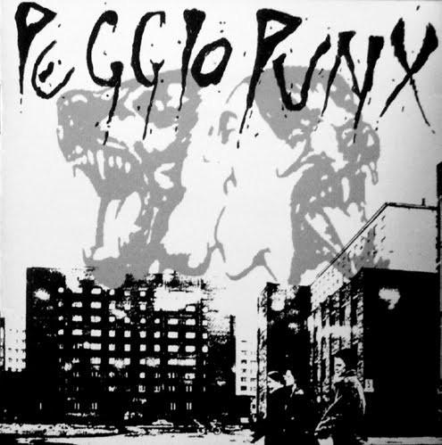 Peggio Punx - Discography - 1981/1989