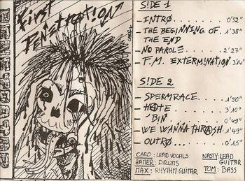 Penetrator - First Penetration - 1988