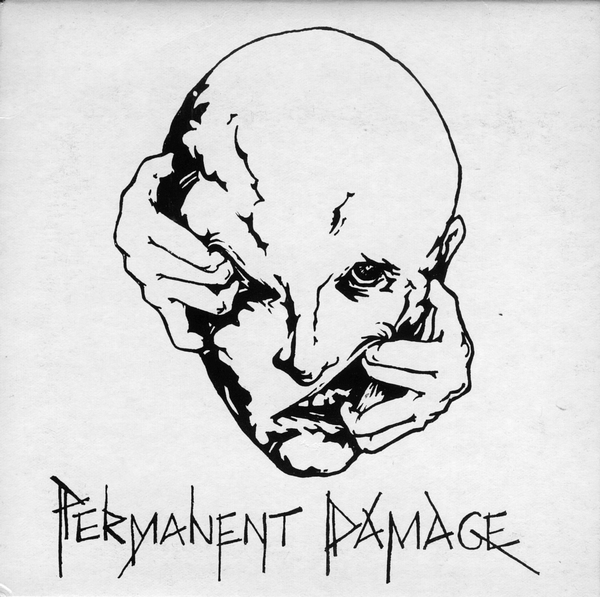 Permanent Damage - 7'' 1985