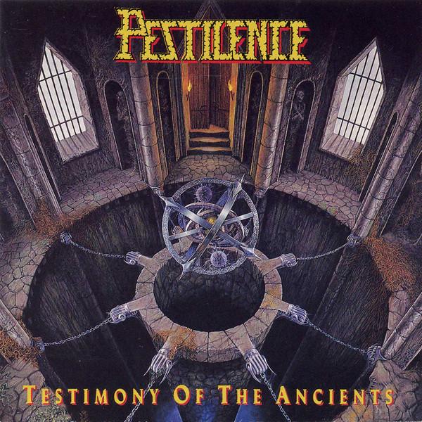 Pestilence - Testimony Of The Ancients - 1991