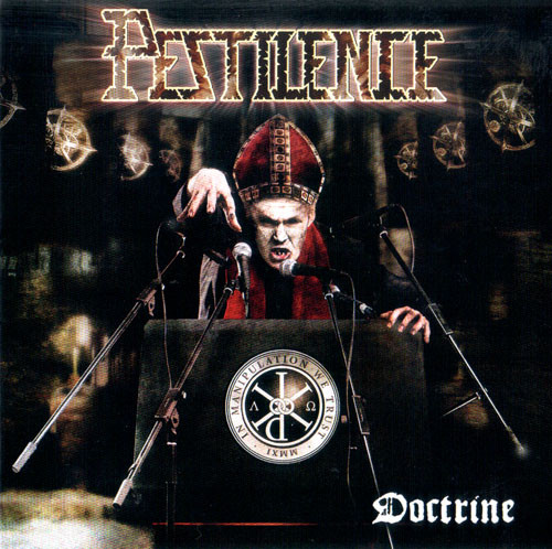 Pestilence - Doctrine - 2011