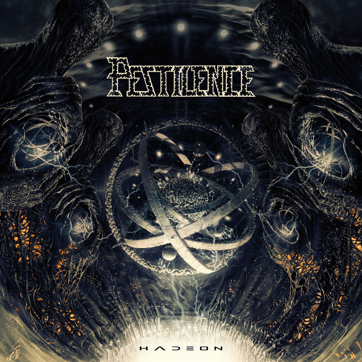 Pestilence - Hadeon - 2018