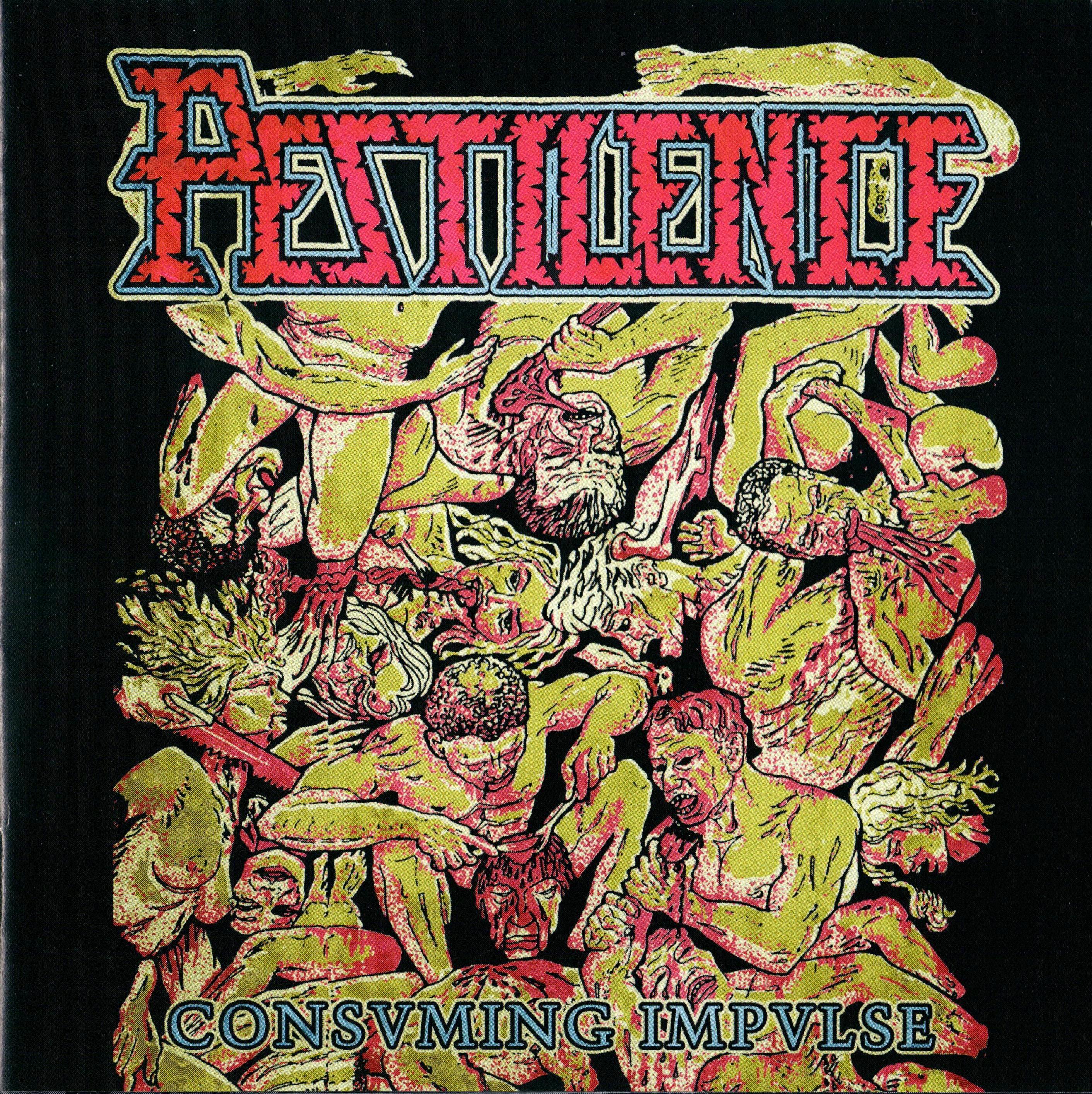Pestilence - Consuming Impulse - 2017