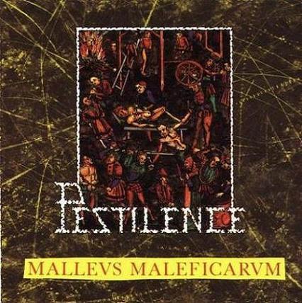 Pestilence - Mallevs Malleficarvm + Demos - 1988