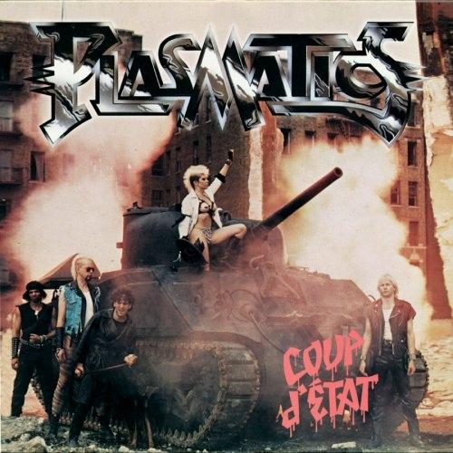 Plasmatics - Coup D'Etat - 1982