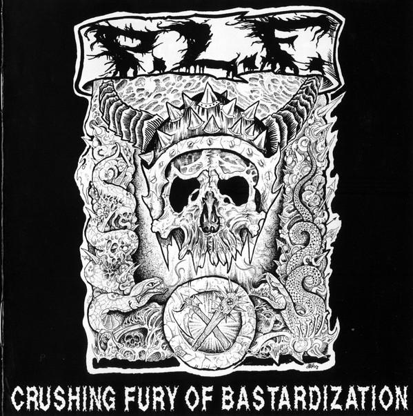Pretty Little Flower - Crushing Fury Of Bastardization - 2008